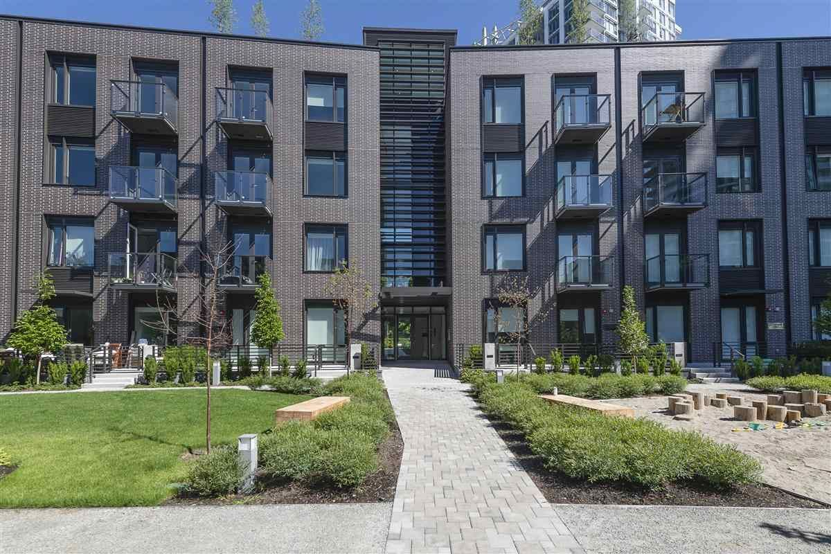 """Main Photo: M310 5681 BIRNEY Avenue in Vancouver: University VW Condo for sale in """"IVY ON THE PARK"""" (Vancouver West)  : MLS®# R2589382"""
