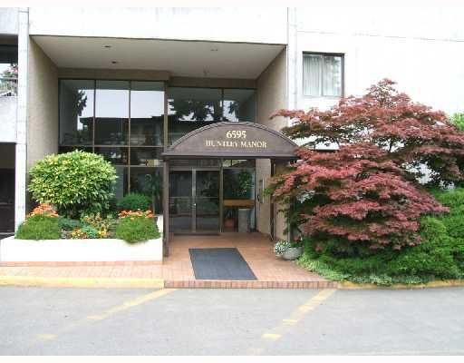 """Main Photo: 608 6595 WILLINGDON Avenue in Burnaby: Metrotown Condo for sale in """"HUNTLEY MANOR"""" (Burnaby South)  : MLS®# V812647"""