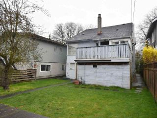 Photo 19: 2764 W 12TH Avenue in Vancouver: Kitsilano House for sale (Vancouver West)  : MLS®# R2042125