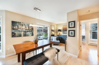 "Photo 7: 114 1236 W 8TH Avenue in Vancouver: Fairview VW Condo for sale in ""GALLERIA II"" (Vancouver West)  : MLS®# R2572661"