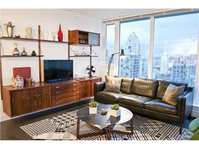 Main Photo: # 2602 1325 ROLSTON ST in Vancouver: Downtown VW Condo for sale (Vancouver West)  : MLS®# V1055224