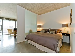 """Photo 4: 104 388 W 1ST Avenue in Vancouver: False Creek Condo for sale in """"THE EXCHANGE"""" (Vancouver West)  : MLS®# V975965"""