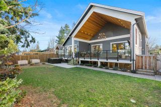 """Photo 37: 8885 BARTLETT Street in Langley: Fort Langley House for sale in """"Fort Langley"""" : MLS®# R2539777"""