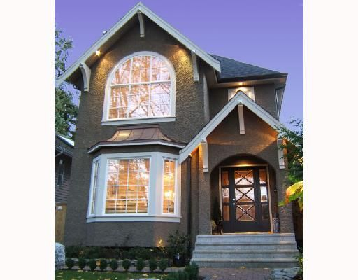 """Main Photo: 3414 W 20TH Avenue in Vancouver: Dunbar House for sale in """"DUNBAR"""" (Vancouver West)  : MLS®# V676024"""