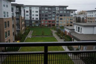 """Photo 2: 408 9311 ALEXANDRA Road in Richmond: West Cambie Condo for sale in """"ALEXANDRA  COURT BY POLYGON"""" : MLS®# R2121160"""