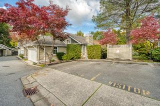 """Photo 4: 10 5240 OAKMOUNT Crescent in Burnaby: Oaklands Townhouse for sale in """"Santa Clara"""" (Burnaby South)  : MLS®# R2622975"""