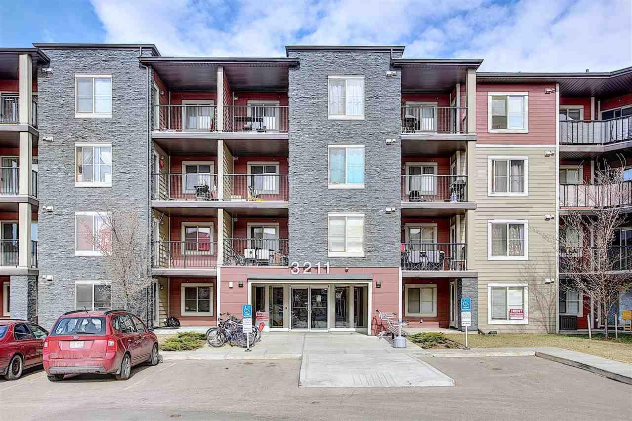 Main Photo: 114 3207 JAMES MOWATT Trail in Edmonton: Zone 55 Condo for sale : MLS®# E4236620