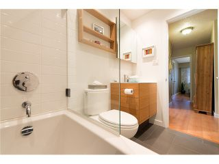 """Photo 12: 316 750 E 7TH Avenue in Vancouver: Mount Pleasant VE Condo for sale in """"DOGWOOD PLACE"""" (Vancouver East)  : MLS®# V1041888"""