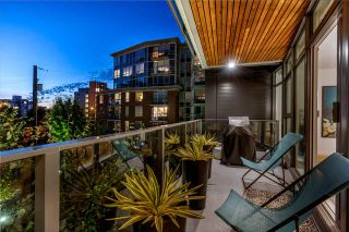 """Photo 14: 203 1555 W 8TH Avenue in Vancouver: Fairview VW Condo for sale in """"1555 WEST EIGHTH"""" (Vancouver West)  : MLS®# R2496027"""