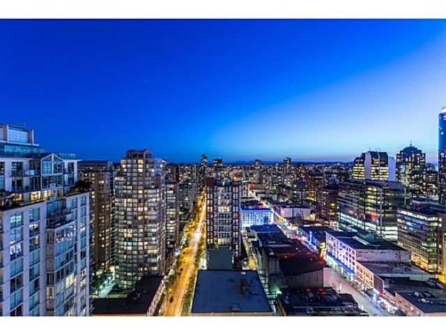 Main Photo: # 2706 833 SEYMOUR ST in Vancouver: Downtown VW Condo for sale (Vancouver West)  : MLS®# V1116829