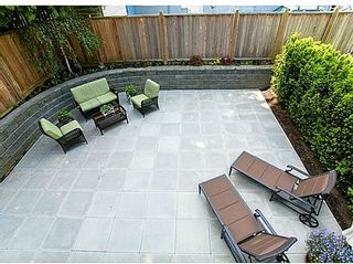 Photo 20: 2839 ST GEORGE Street in Vancouver East: Home for sale : MLS®# V1066660