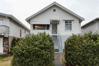 Photo 1: 3951 Parker St in Burnaby: Willingdon Heights House for sale (Burnaby North)  : MLS®# R2233853