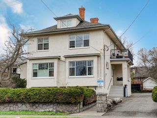 Main Photo: 1160 Richardson St in : Vi Fairfield West Quadruplex for sale (Victoria)  : MLS®# 864030