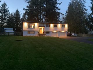 """Photo 1: 27577 84 Avenue in Langley: County Line Glen Valley House for sale in """"Glen Valley"""" : MLS®# R2575837"""