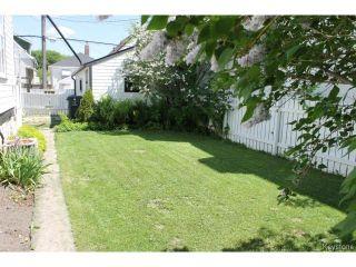 Photo 15: 645 Ashburn Street in WINNIPEG: West End / Wolseley Residential for sale (West Winnipeg)  : MLS®# 1412806