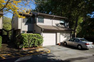 Photo 1: 5757 MAYVIEW Circle in Burnaby: Burnaby Lake Townhouse for sale (Burnaby South)  : MLS®# R2008850