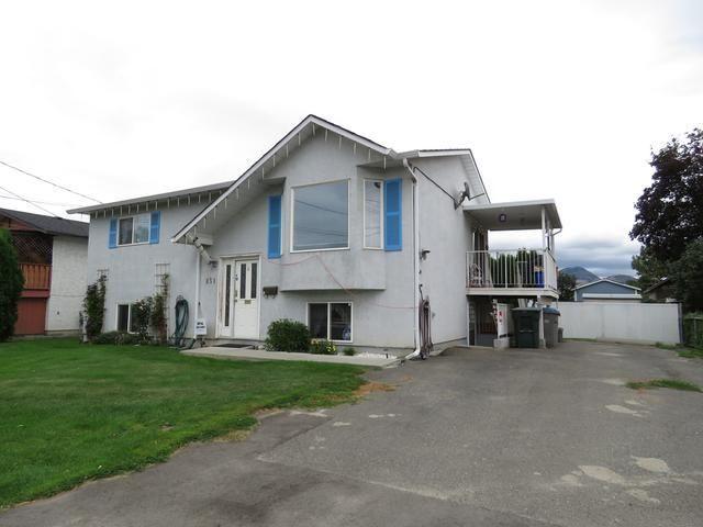 Main Photo: 851 WINDBREAK STREET in : Brocklehurst House for sale (Kamloops)  : MLS®# 130797