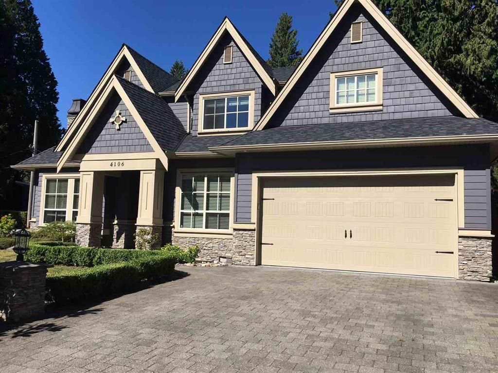 Main Photo: 4106 Grace Crescent in North Vancouver: Canyon Heights NV House for sale : MLS®# r2261344