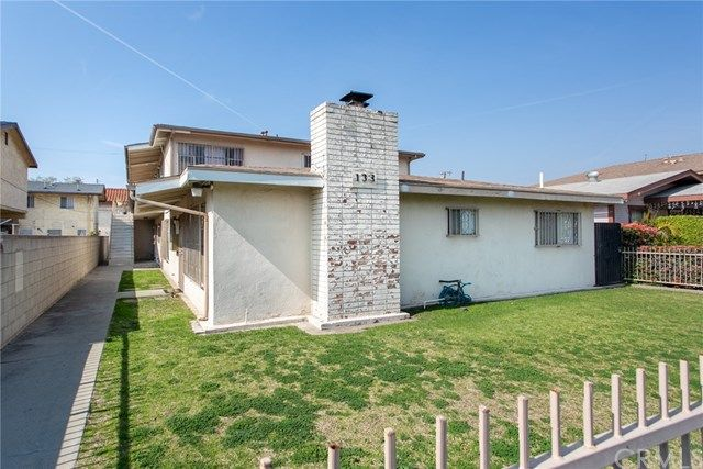 Main Photo: 133 N 2nd Street in Montebello: Residential Income for sale (674 - Montebello)  : MLS®# PW21031832