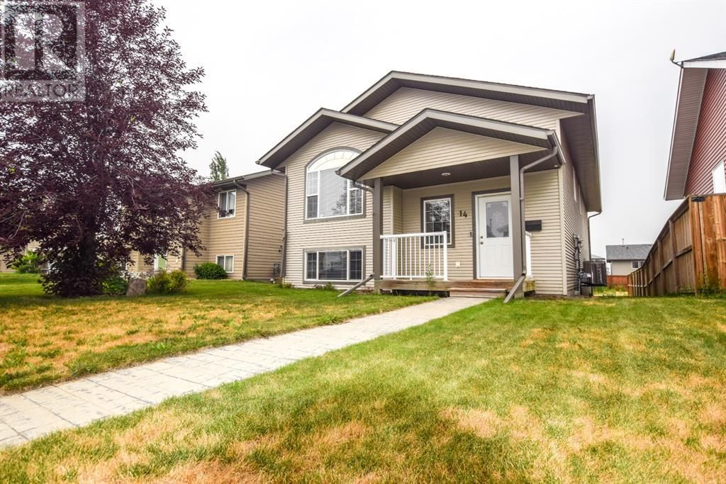 Main Photo: 14 Taylor Drive in Lacombe: House for sale : MLS®# A1131183