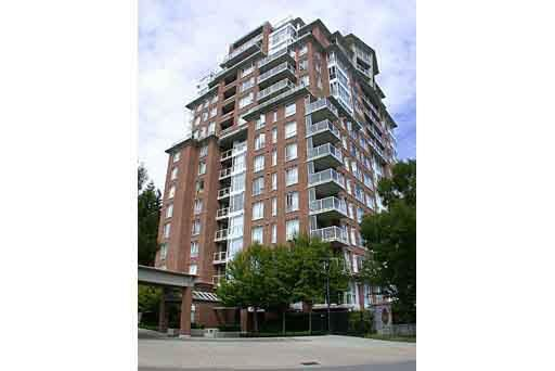 Main Photo: 906 5615 HAMPTON PLACE in Vancouver West: University VW Condo for sale ()  : MLS®# V347332
