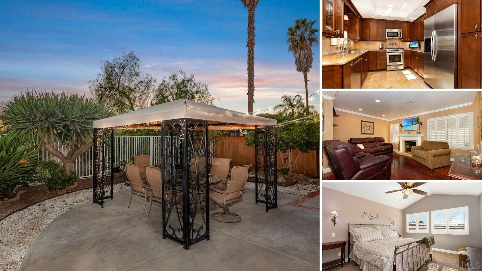 Main Photo: TIERRASANTA House for sale : 3 bedrooms : 5251 Camino Playa Malaga in San Diego