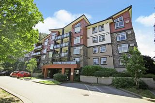"""Photo 1: 407 45640 ALMA Avenue in Chilliwack: Vedder S Watson-Promontory Condo for sale in """"AMEERA PLACE"""" (Sardis)  : MLS®# R2596109"""