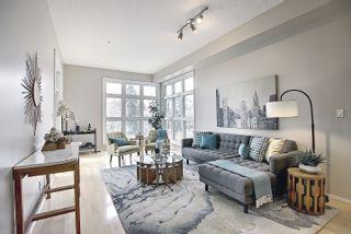 Photo 1: 349 10403 122 Street in Edmonton: Zone 07 Condo for sale : MLS®# E4242169