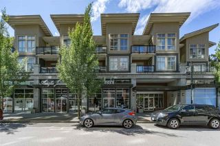 Photo 1: 408 201 MORRISSEY ROAD in Port Moody: Port Moody Centre Condo for sale : MLS®# R2184649
