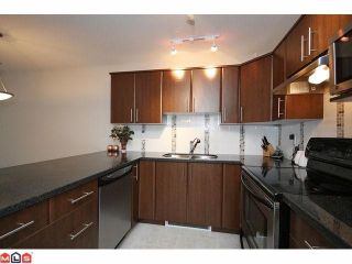 """Photo 4: 207 19388 65TH Avenue in Surrey: Clayton Condo for sale in """"THE LIBERTY"""" (Cloverdale)  : MLS®# F1028523"""