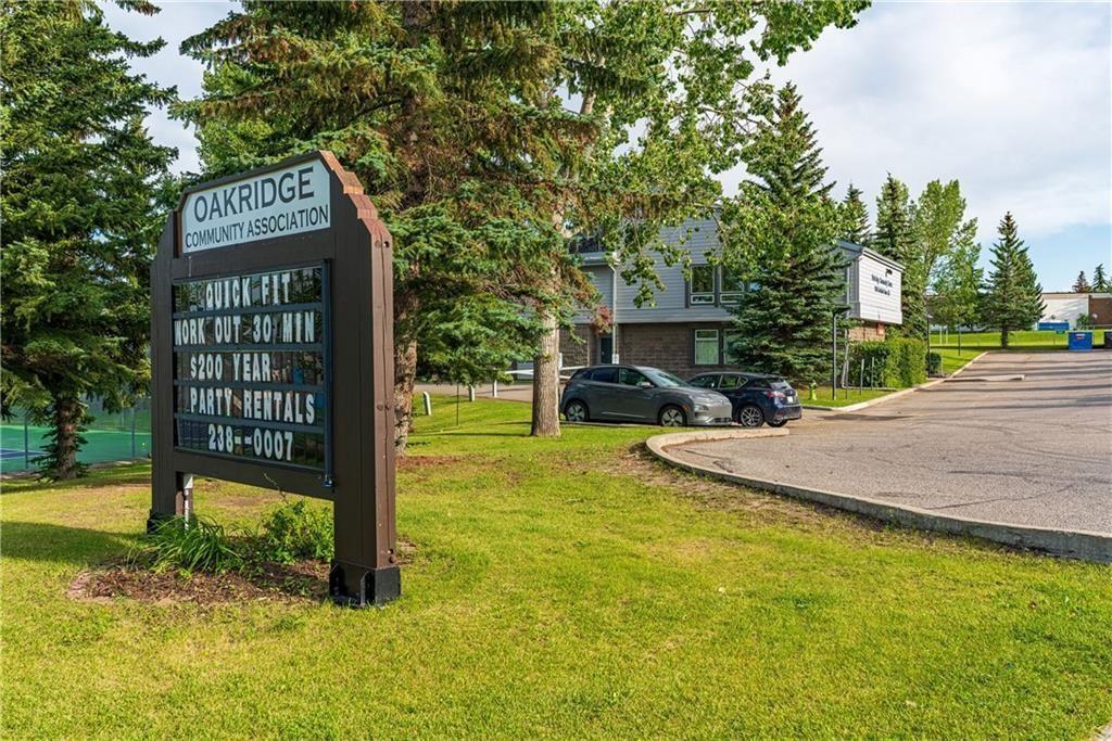 Photo 25: Photos: 1007 2520 PALLISER DR SW in Calgary: Oakridge Row/Townhouse for sale : MLS®# C4297041
