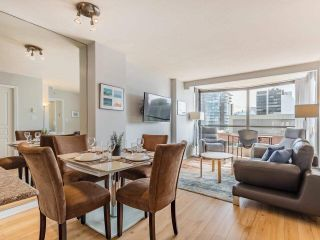 """Photo 10: 2403 1189 HOWE Street in Vancouver: Downtown VW Condo for sale in """"The Genesis"""" (Vancouver West)  : MLS®# R2592204"""