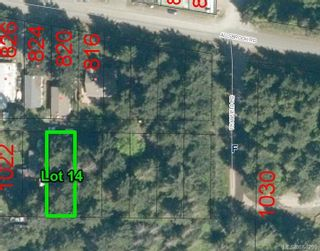 Photo 1: 14 Williams St in : PQ Errington/Coombs/Hilliers Land for sale (Parksville/Qualicum)  : MLS®# 864299