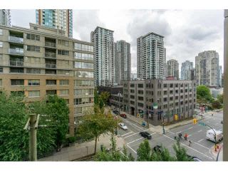 "Photo 13: 603 1001 HOMER Street in Vancouver: Yaletown Condo for sale in ""THE BENTLEY"" (Vancouver West)  : MLS®# R2100941"