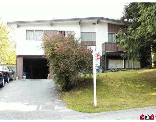 """Main Photo: 11328 GLEN AVON DR in Surrey: Bolivar Heights House for sale in """"BIRDLAND"""" (North Surrey)  : MLS®# F2619339"""