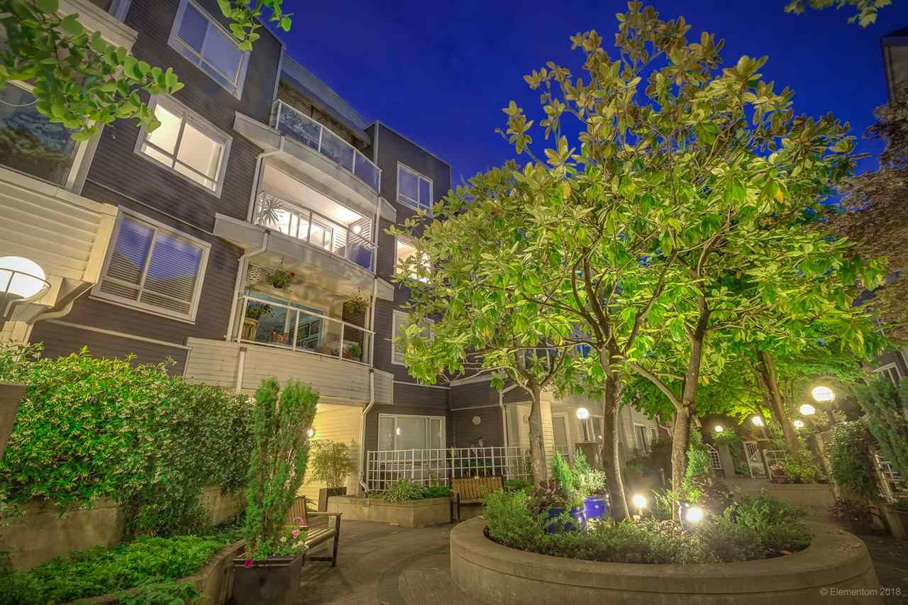 "Main Photo: 304 789 W 16TH Avenue in Vancouver: Fairview VW Condo for sale in ""Sixteen Willows"" (Vancouver West)  : MLS®# R2474064"