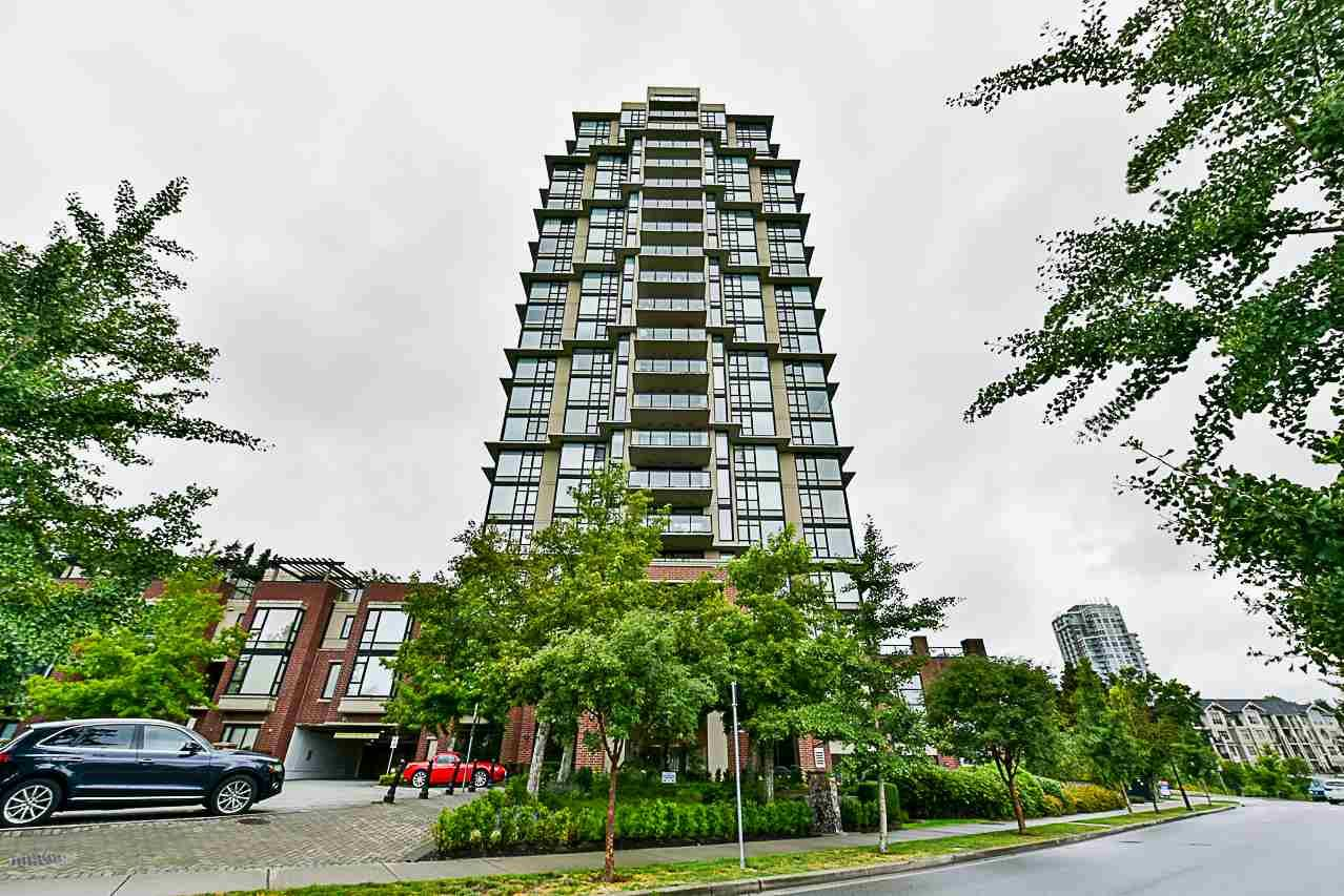 "Main Photo: 1003 15 E ROYAL Avenue in New Westminster: Fraserview NW Condo for sale in ""Victoria Hill"" : MLS®# R2285677"