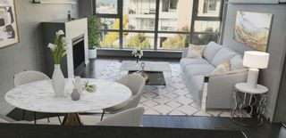 """Photo 10: 705 1690 W 8TH Avenue in Vancouver: Fairview VW Condo for sale in """"MUSEE"""" (Vancouver West)  : MLS®# R2623865"""