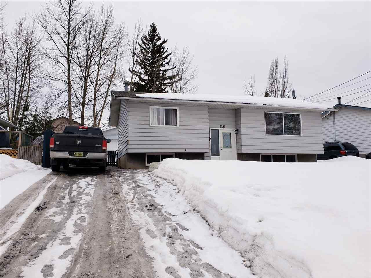 Main Photo: 2273 ROYAL Crescent in Prince George: South Fort George House for sale (PG City Central (Zone 72))  : MLS®# R2440098