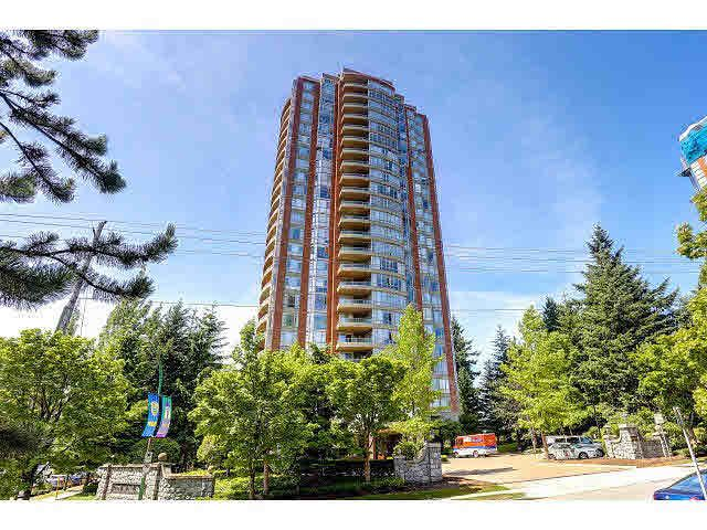 """Main Photo: 1601 6888 STATION HILL Drive in Burnaby: South Slope Condo for sale in """"SAVOY CARLTON"""" (Burnaby South)  : MLS®# V1130618"""