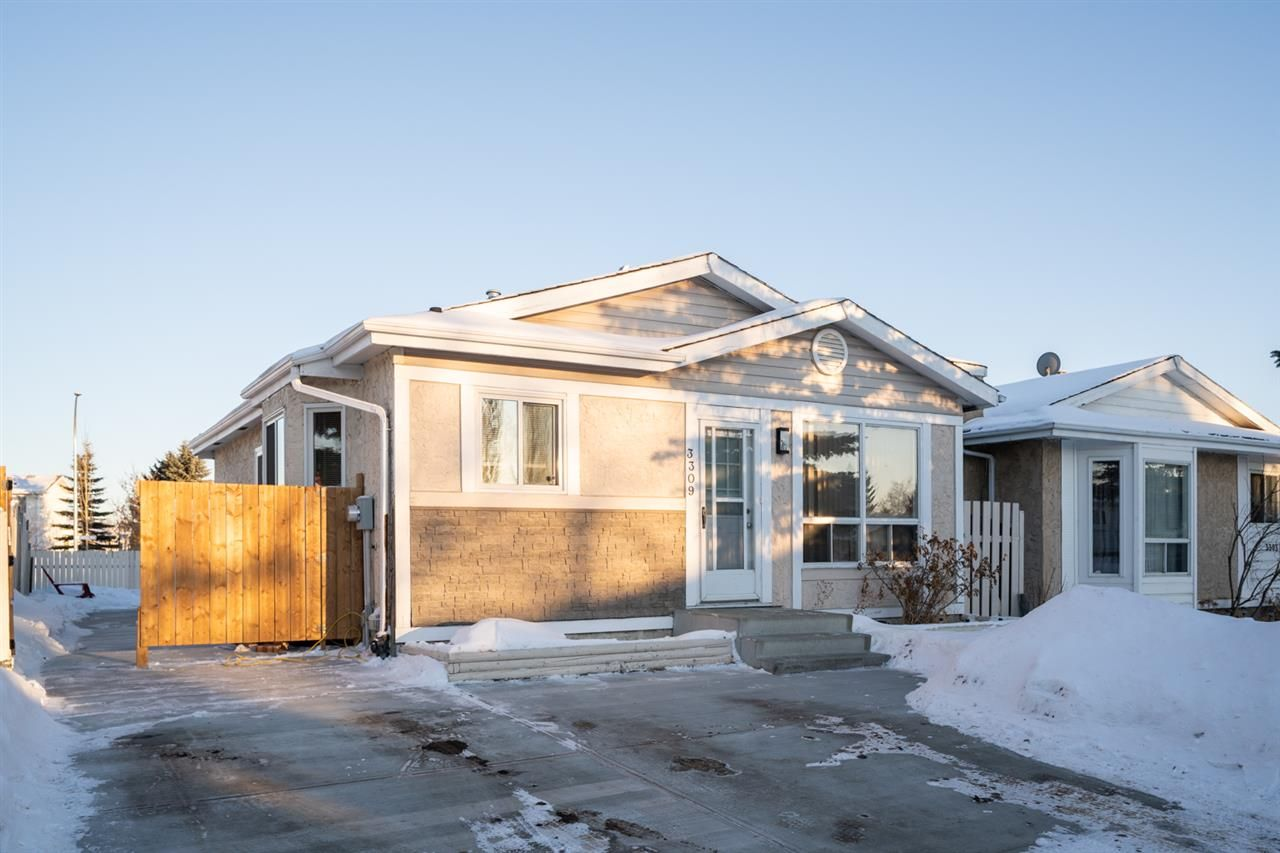 Main Photo: 3309 44A Street in Edmonton: Zone 29 House for sale : MLS®# E4229160