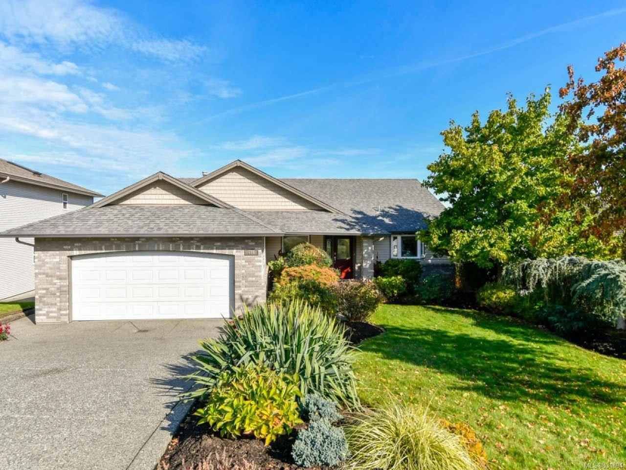 Main Photo: 686 Nelson Rd in CAMPBELL RIVER: CR Willow Point House for sale (Campbell River)  : MLS®# 831894