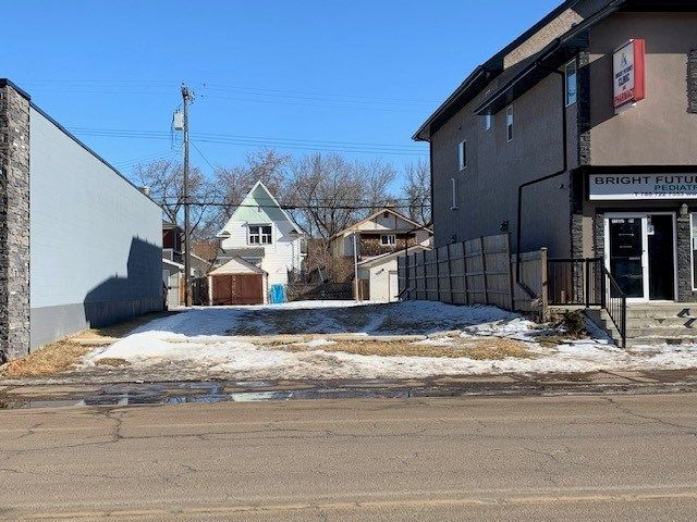 Main Photo: 11343 95 Street in Edmonton: Zone 05 Land Commercial for sale : MLS®# E4230287