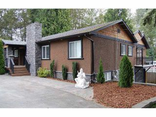 Photo 1: 2949 FLEMING AVENUE in COQUITLAM: Meadow Brook House for sale (Coquitlam)