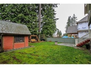 Photo 20: 638 HILLCREST Street in Coquitlam: Home for sale : MLS®# V1109900
