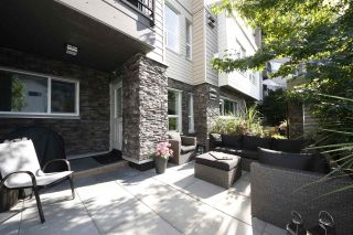 "Photo 1: 115 1212 MAIN Street in Squamish: Downtown SQ Condo for sale in ""AQUA"" : MLS®# R2403104"