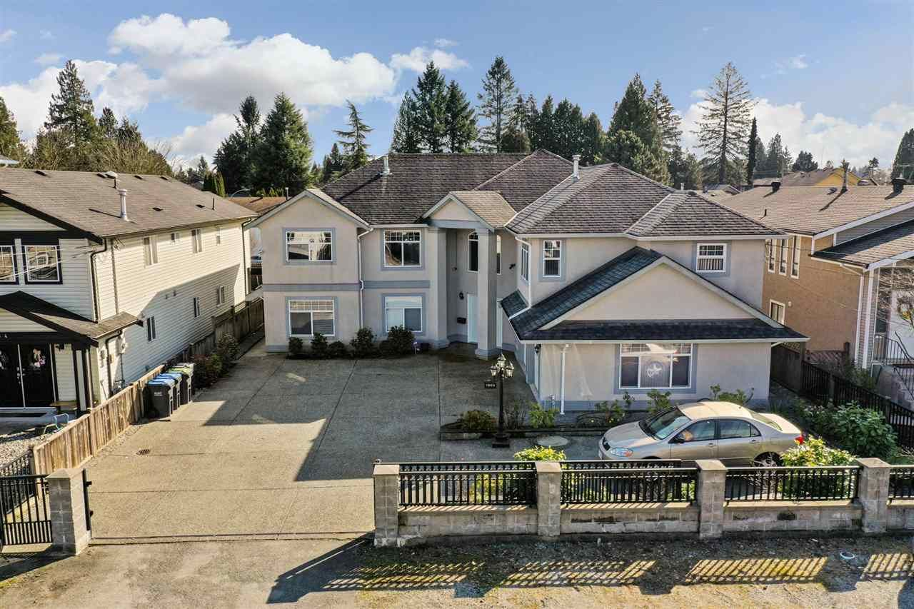 Main Photo: 1860 FRASER Avenue in Port Coquitlam: Glenwood PQ House for sale : MLS®# R2553775