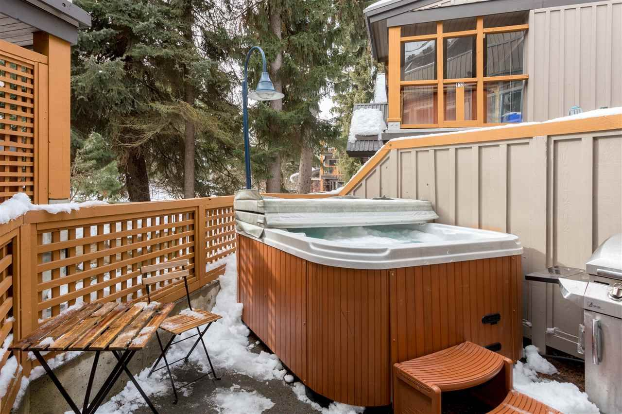 Photo 16: Photos: 109 4388 NORTHLANDS BOULEVARD in Whistler: Whistler Village Townhouse for sale : MLS®# R2249101