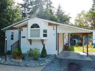 Photo 1: 9 2785 Wallbank Rd in SHAWNIGAN LAKE: ML Shawnigan Manufactured Home for sale (Malahat & Area)  : MLS®# 678498