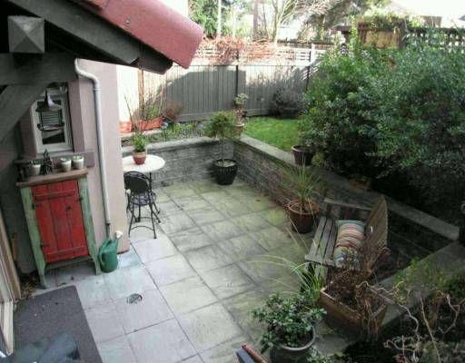 """Photo 7: Photos: 10 3036 W 4TH AV in Vancouver: Kitsilano Condo for sale in """"SANTA BARBARA"""" (Vancouver West)  : MLS®# V577671"""